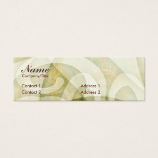 SWIRLCURLS PROFILE CARD