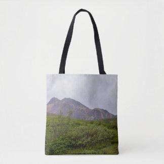 Swirled Beauty In Denali Tote Bag