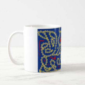 Swirled Chains Coffee Mug