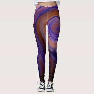 Swirled Leggings