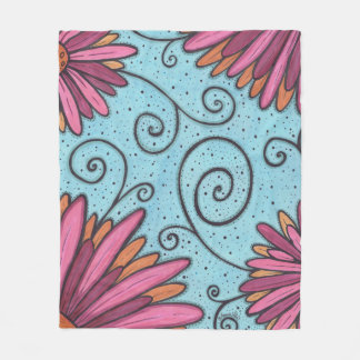 Swirlies - Cozy Blanket