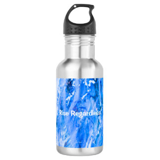 Swirling Bondi Beach 532 Ml Water Bottle
