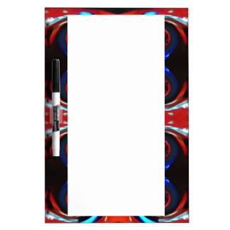 Swirling colors 02.2 dry erase board