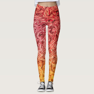 SWIRLING LEGGINGS