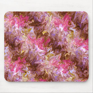 Swirling Love... Mouse Pad