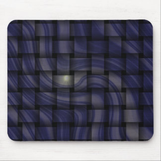 Swirling Night Sky Mouse Pads