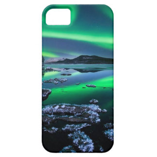 Swirling Night Sky Shadow iPhone 5 Covers