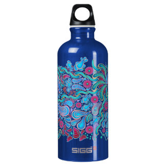 Swirls and Squiggles SIGG Traveller 0.6L Water Bottle
