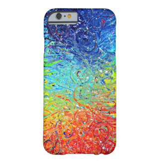 Swirls Barely There iPhone 6 Case