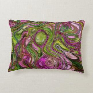 Swirls Decorative Cushion
