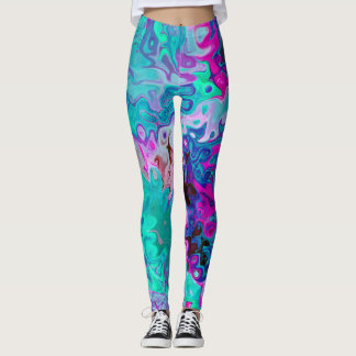 Swirls Galore! Leggings