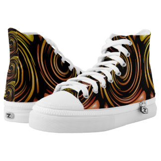 Swirls High Tops