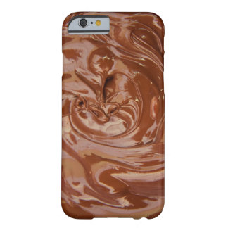 Swirls of Chocolate Barely There iPhone 6 Case