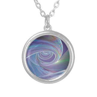 Swirls of Color Pendant