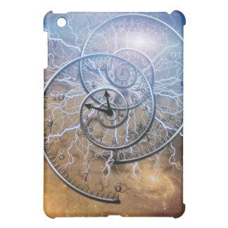 Swirls of Time iPad Mini Cover