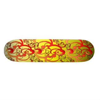 Swirls - skateboard