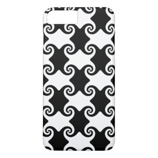 Swirly Abstract iPhone 7 Plus Case