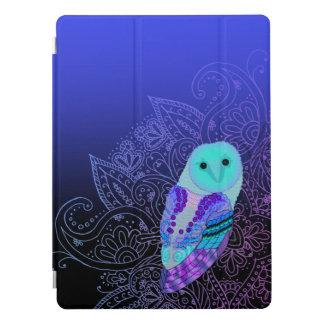 "Swirly Barn Owl 12.9"" iPad Pro Cover"