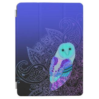 "Swirly Barn Owl 9.7"""