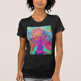 """Swirly"" by Asa the Great Creator T-Shirt"