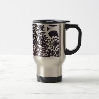 Swirly Gears Coffee Mug