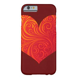 Swirly Heart iPhone 6 case