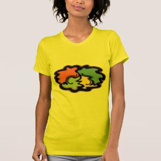 Swirly Line Peace Sign Shirt