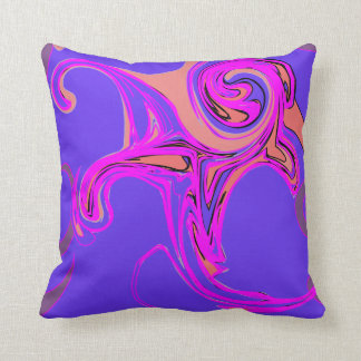 Swirly Pillow