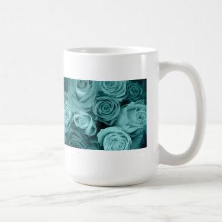 Swirly Rose Bouquet Coffee Mug