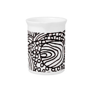 swirlysun pitcher