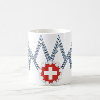 Swiss Alps Mug