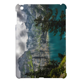 Swiss Alps - Oeschinensee - Switzerland iPad Mini Cases
