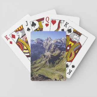 Swiss Alps Playing Cards