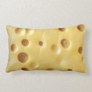 swiss cheese cushion