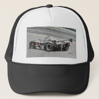 Swiss Clockwork Trucker Hat