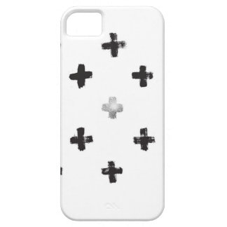 Swiss Cross Pattern Case For The iPhone 5