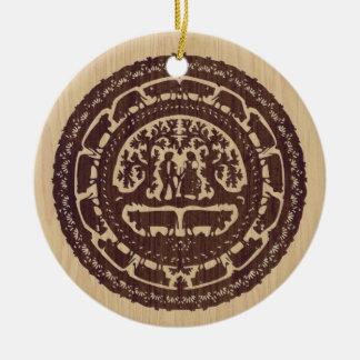 Swiss Cut Out ornament