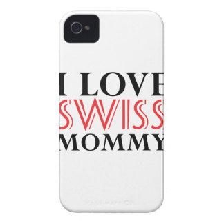 SWISS Design iPhone 4 Cover