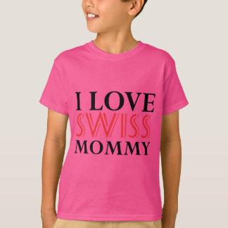 SWISS Design T-Shirt