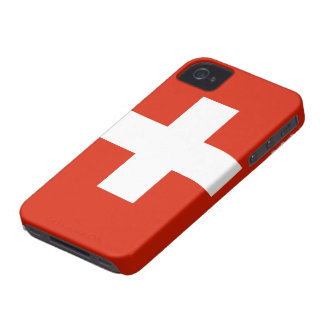 Swiss Flag iPhone 4 Case