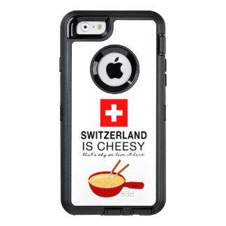 Swiss Fondue Funny OtterBox iPhone 6/6s Case