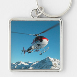 SWISS HELICOPTER KEY RING