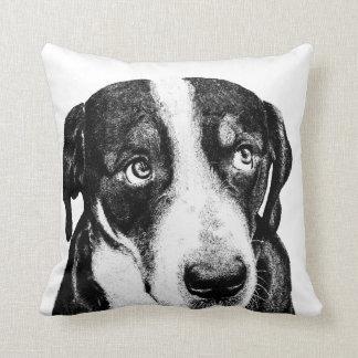 Swiss Mountain Dog Cushion