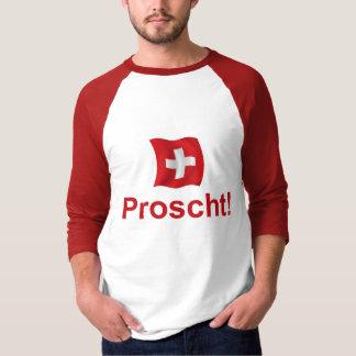 Swiss Proscht! (Cheers) T-Shirt
