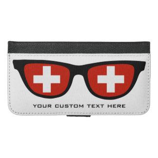 Swiss Shades custom wallet cases
