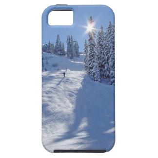 Swiss Ski by Dan Tough iPhone 5 Case