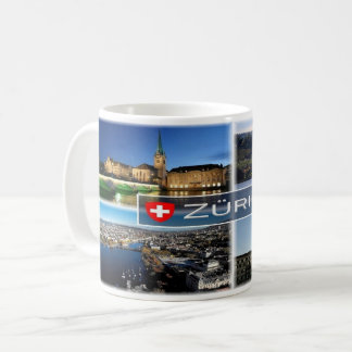 Swiss - Switzerland - Zurich  - Coffee Mug