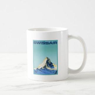 Swissair, Matterhorn Coffee Mug
