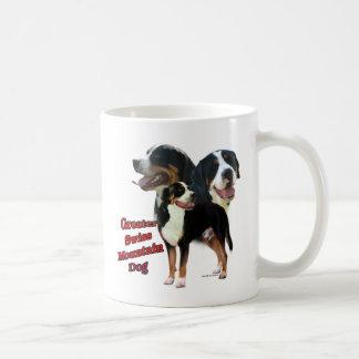 Swissie Trio 2 Coffee Mug