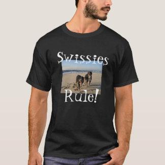 Swissies Rule! T-Shirt